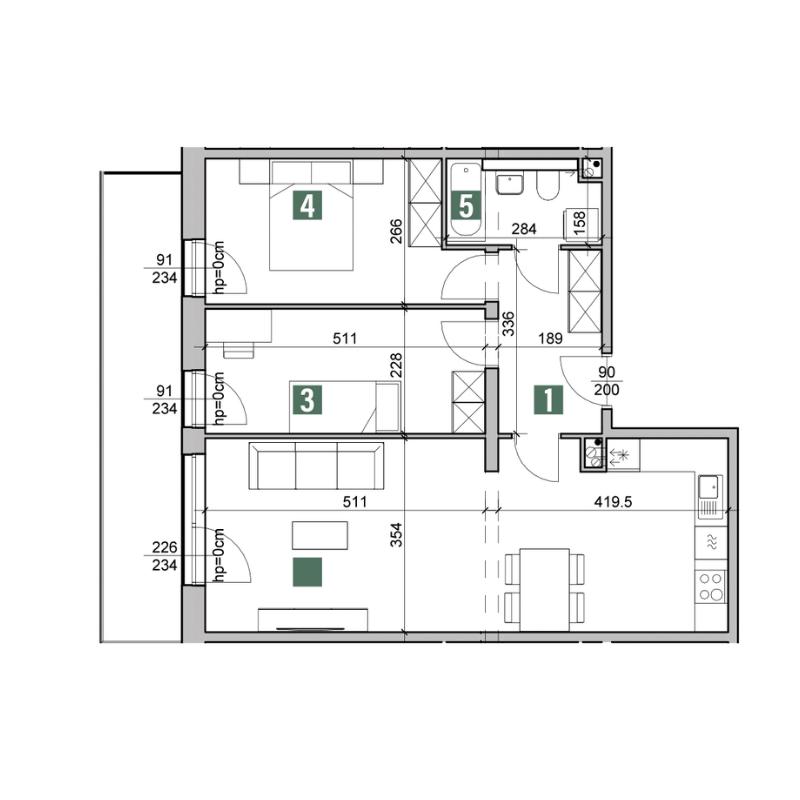 Vastbouw_Literatura_Mieszkanie_A.1.5