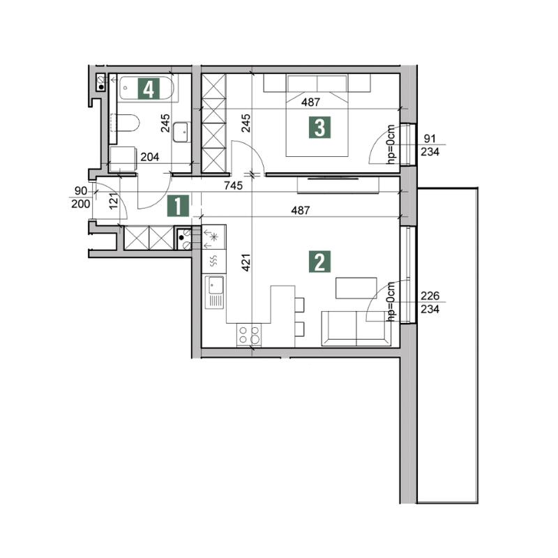 Vastbouw_Literatura_Mieszkanie_A.3.9