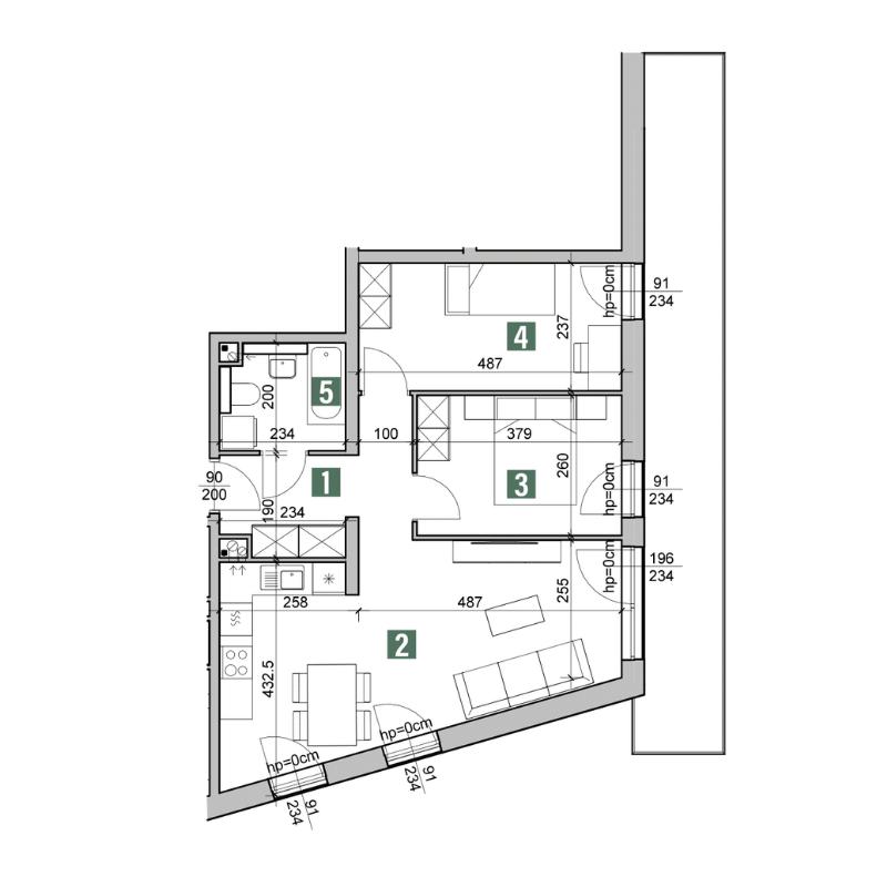 Vastbouw_Literatura_Mieszkanie_B1.1