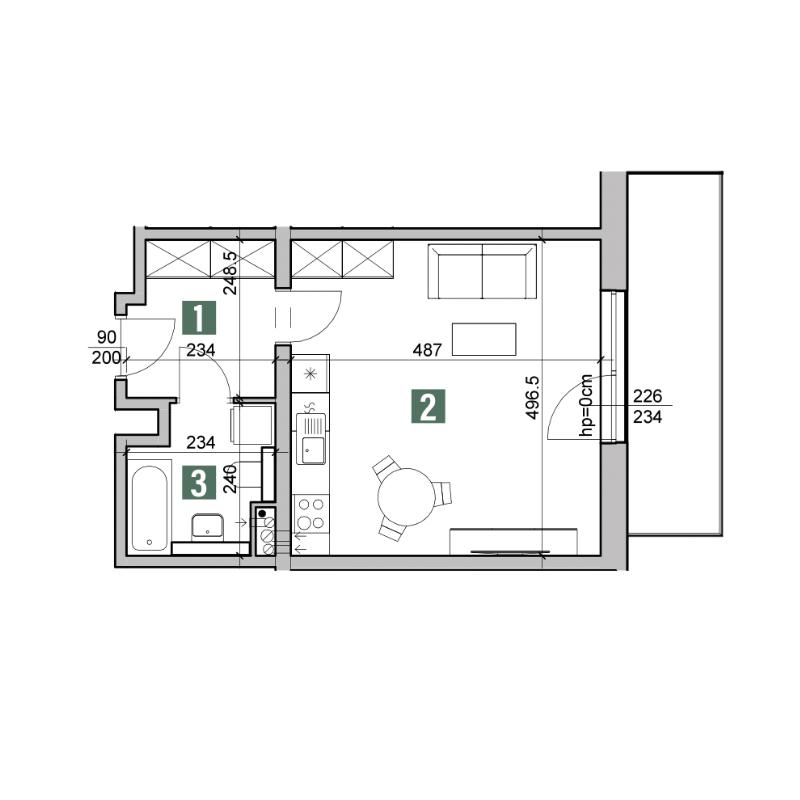 Vastbouw_Literatura_Mieszkanie_B.3.8