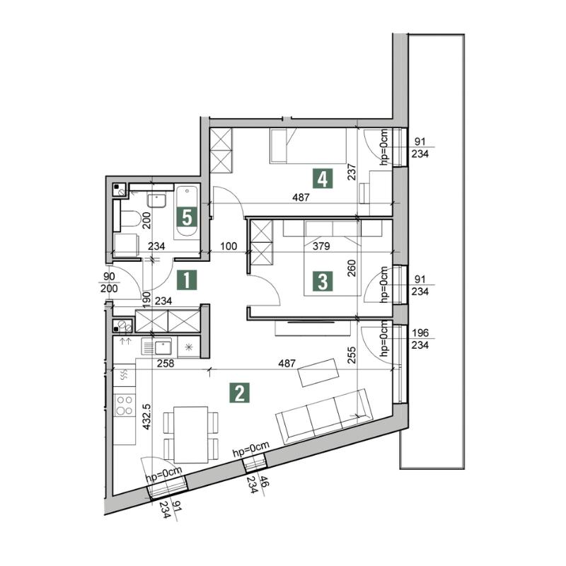 Vastbouw_Literatura_Mieszkanie_B2.1
