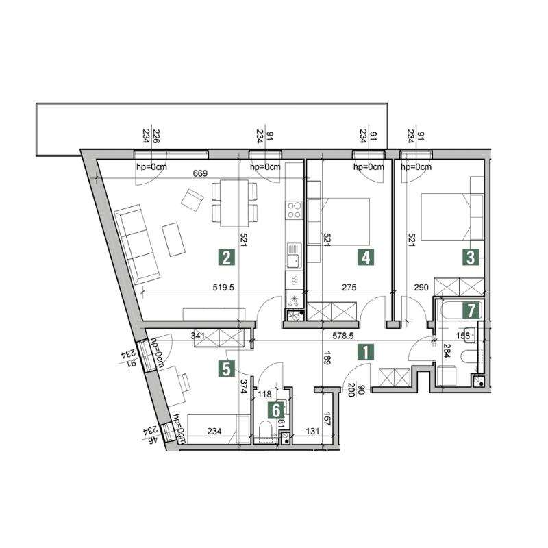 Vastbouw_Literatura_Mieszkanie_B2.2