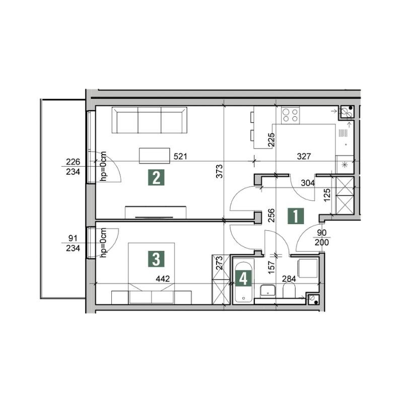 Vastbouw_Literatura_Mieszkanie_B2.5