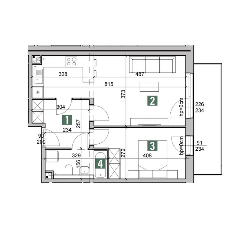 Vastbouw_Literatura_Mieszkanie_B2.6