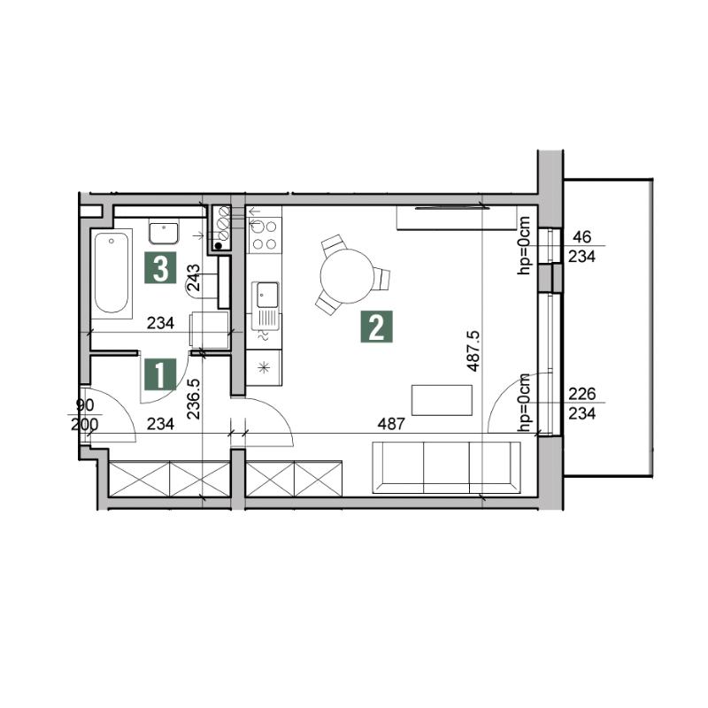 Vastbouw_Literatura_Mieszkanie_B2.7
