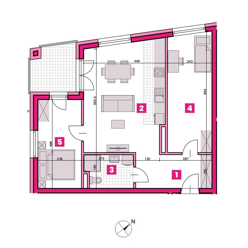 Vastbouw_Spiska_Mieszkanie_B14